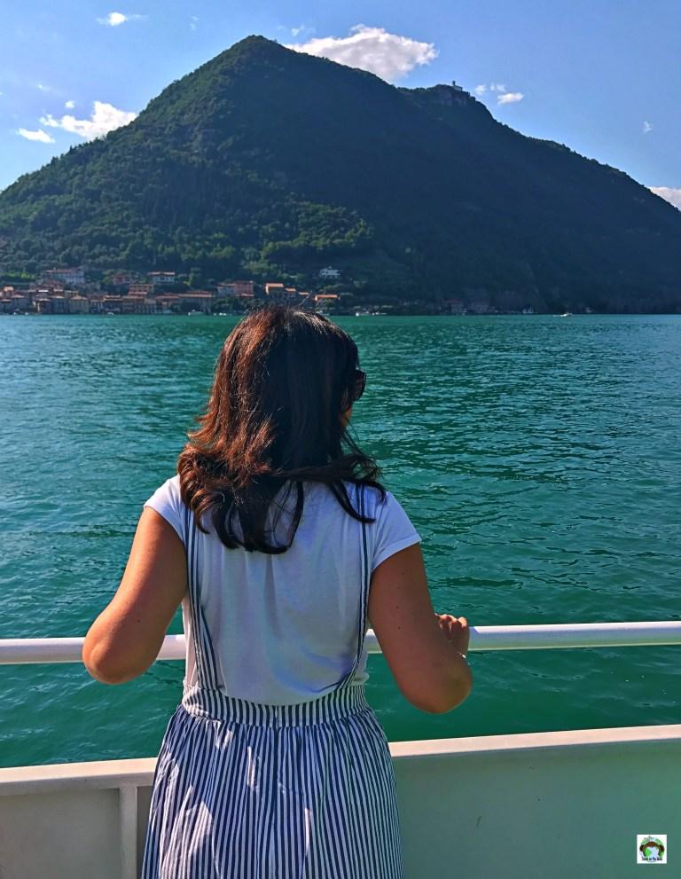 Travel Blogger Marika sul Lago d'Iseo