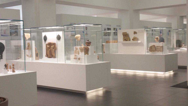 Il Museo Nazionale della Magna Grecia a Reggio Calabria, locali del Museo