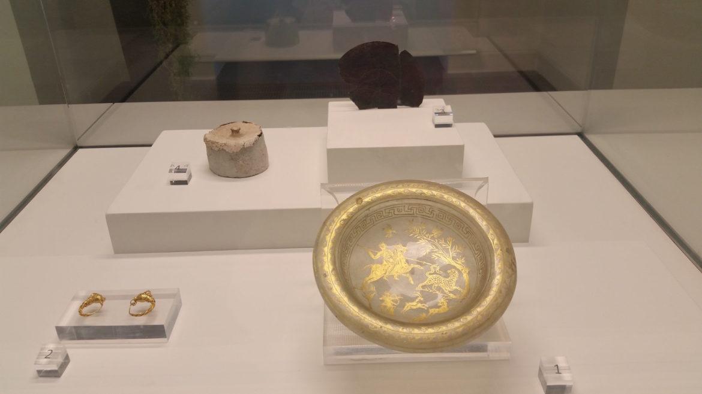 Il Museo Nazionale della Magna Grecia a Reggio Calabria, coppa di Varapodio