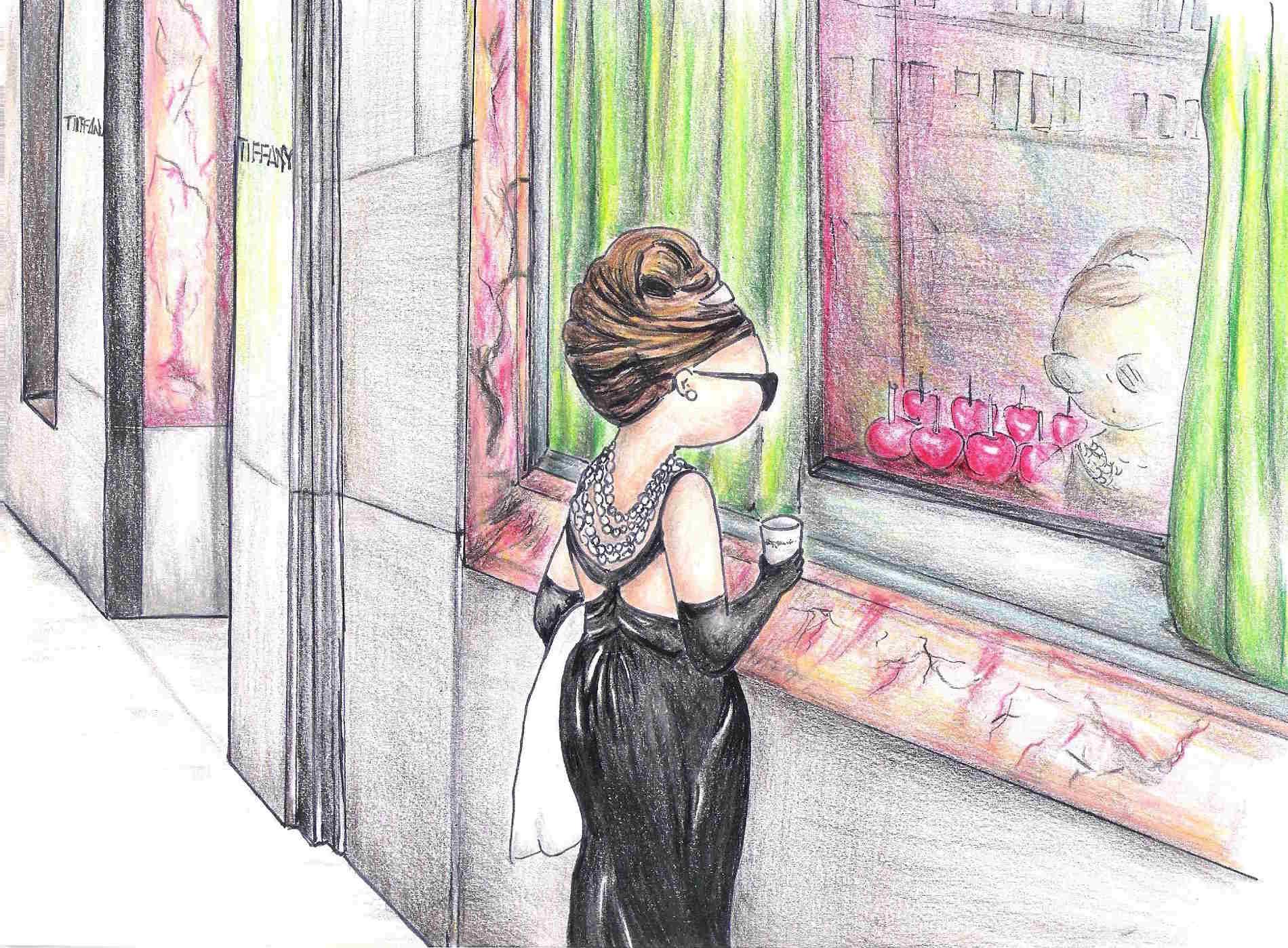 """""""CColazione da Tiffany: Pupa disegnata dalla Blogger Tiziana! Bello vero?"""