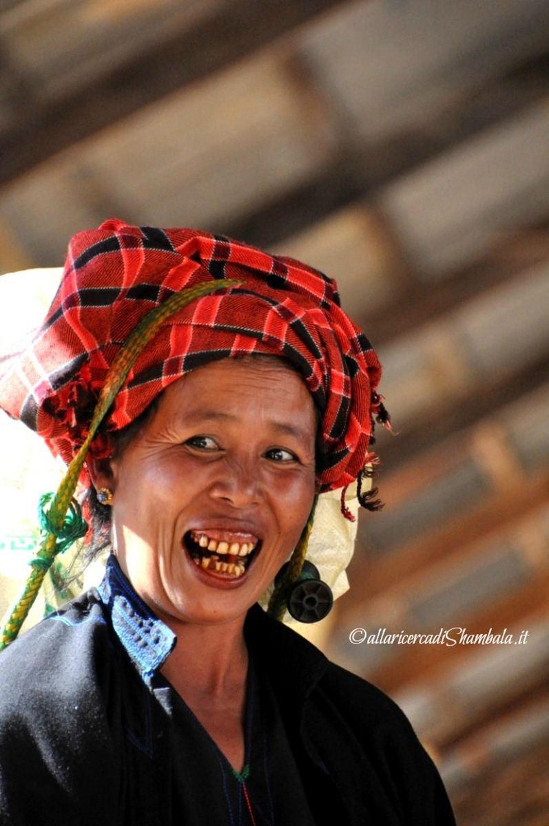 blog di Viaggi Monica Immagini dal Mercato dell'Etnia Shan in Myanmar