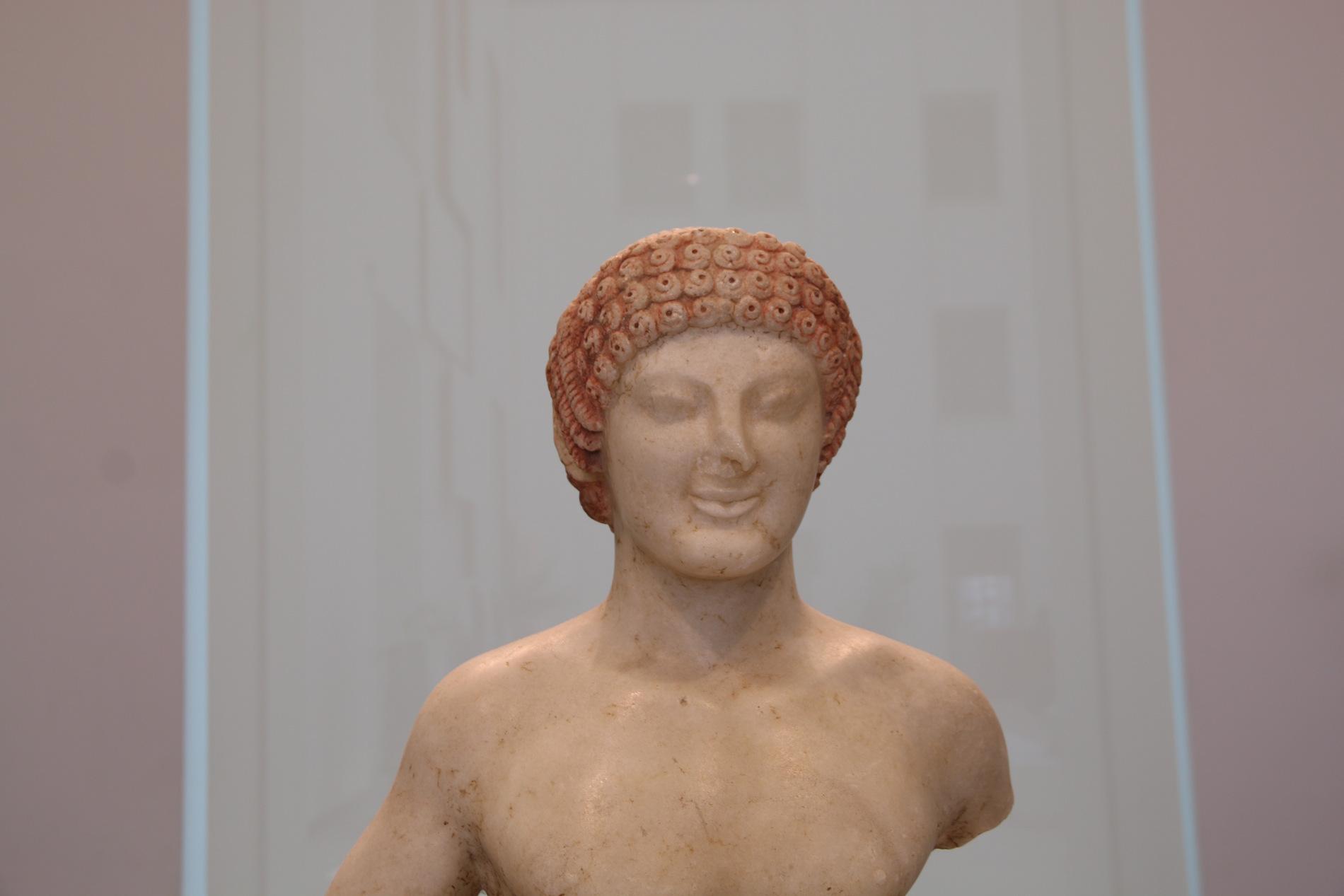 Il museo nazionale della Magna grecia a reggio Calabria Ospita anche il Kouros