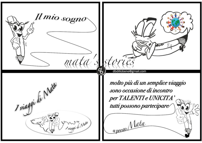 Quattro Chiacchiere con Mata: i fumetti che raccontano la Vita