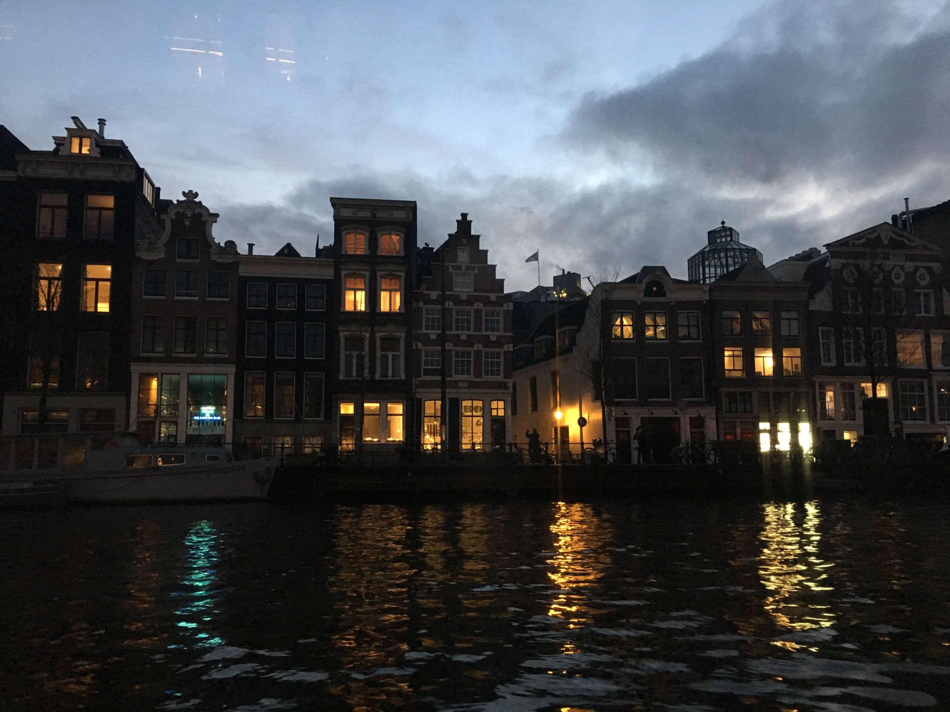 Quattro chiacchiere con la Blogger Anna Costa ad Amsterdam
