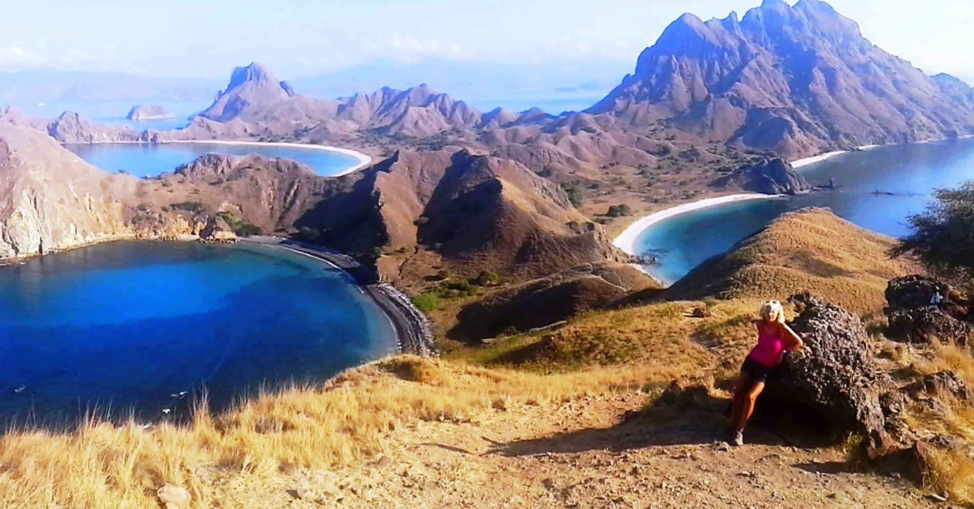 Indonesia - Storie di Donne. Padar