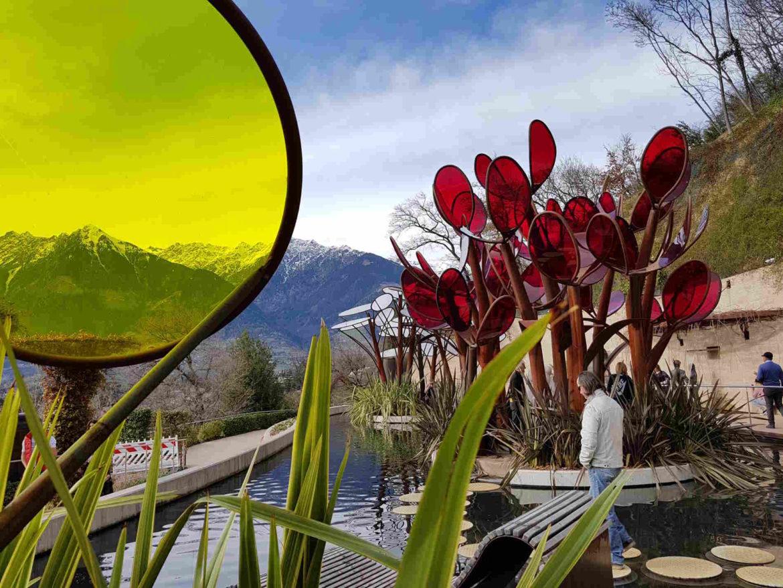 Castel Trauttmansdorff ed i colori dei suoi Giardini: un luogo imperdibile a Merano