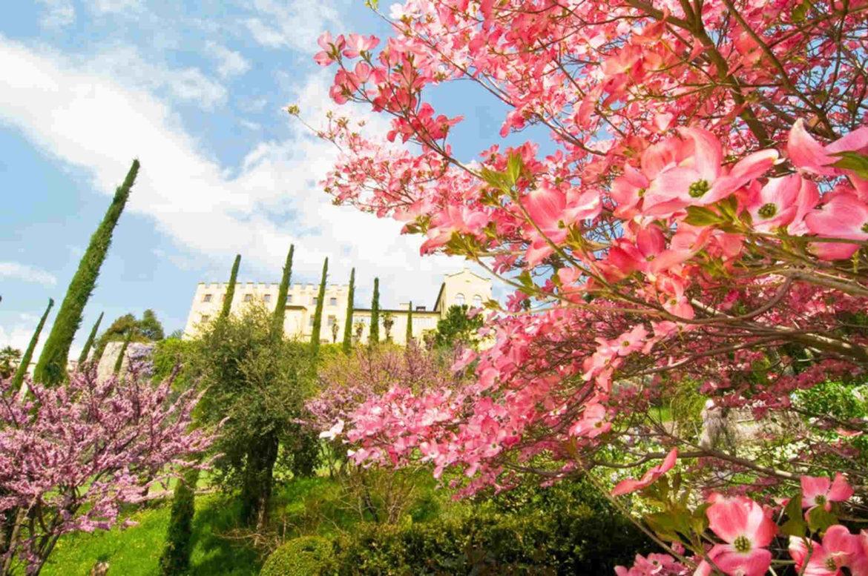 Castel Trauttmansdorff e Giardini a Merano a primavera