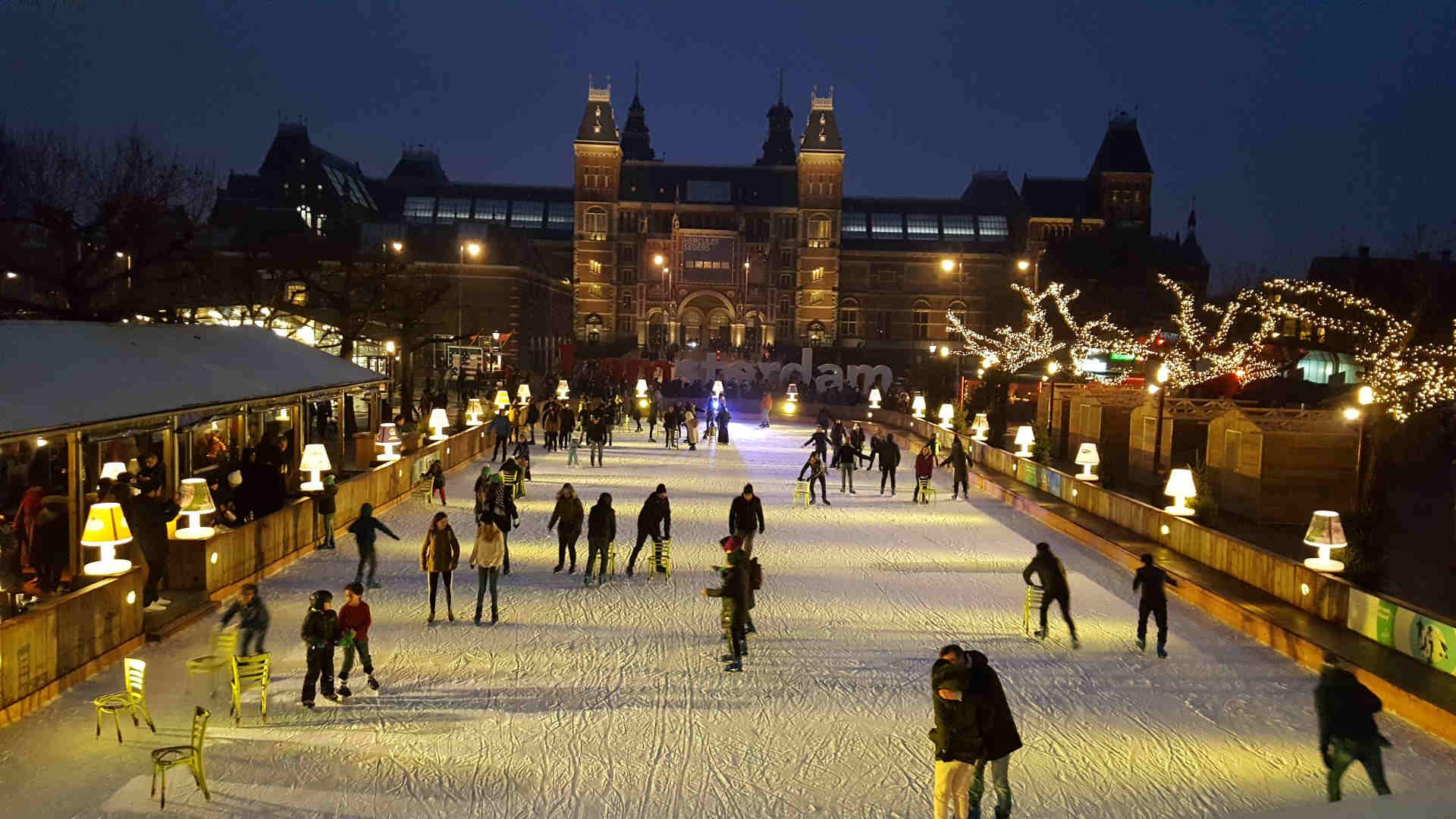 Amsterdam in inverno - travel Family Blogger, intervista a Ilaria da Spunti di Viaggio