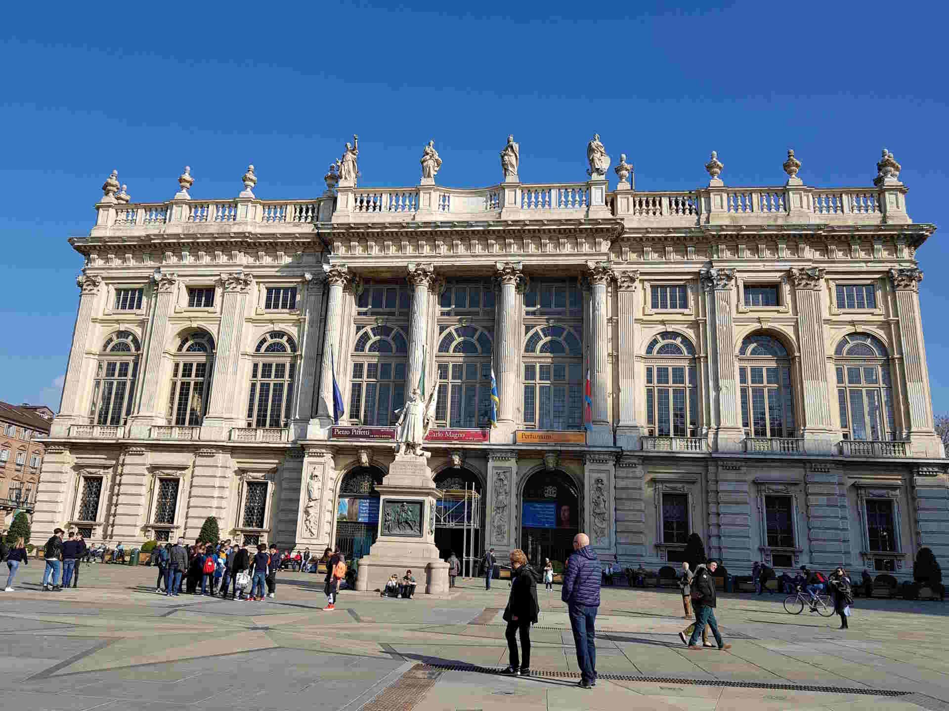 Palazzo Madama cosa vedere a Torino