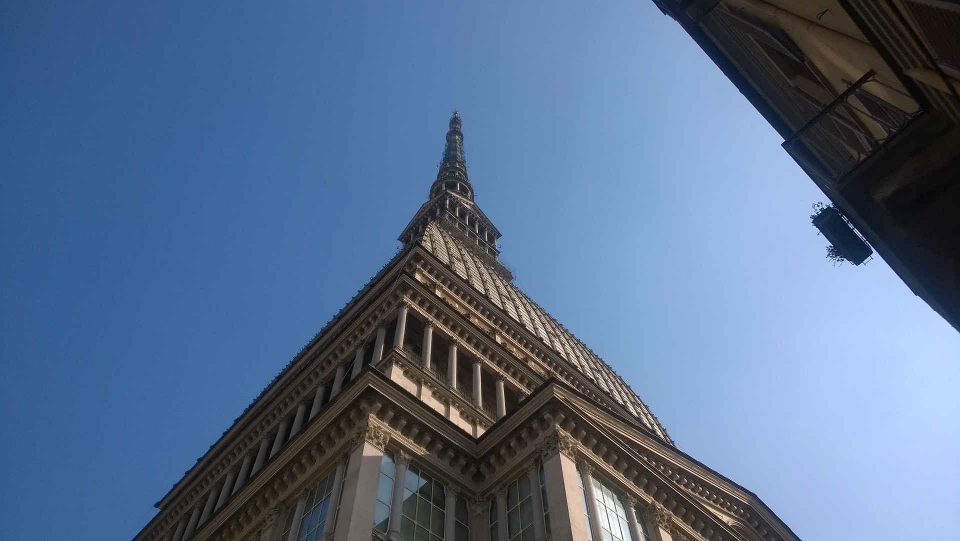 Cosa vedere a Torino. La mole Antonelliana nella mia Cover di Spunti di Viaggio Travel and LifeStyle