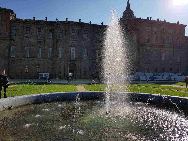 I Giardini del Palazzo Reale nel centro storico di Torino, cosa vedere a Torino