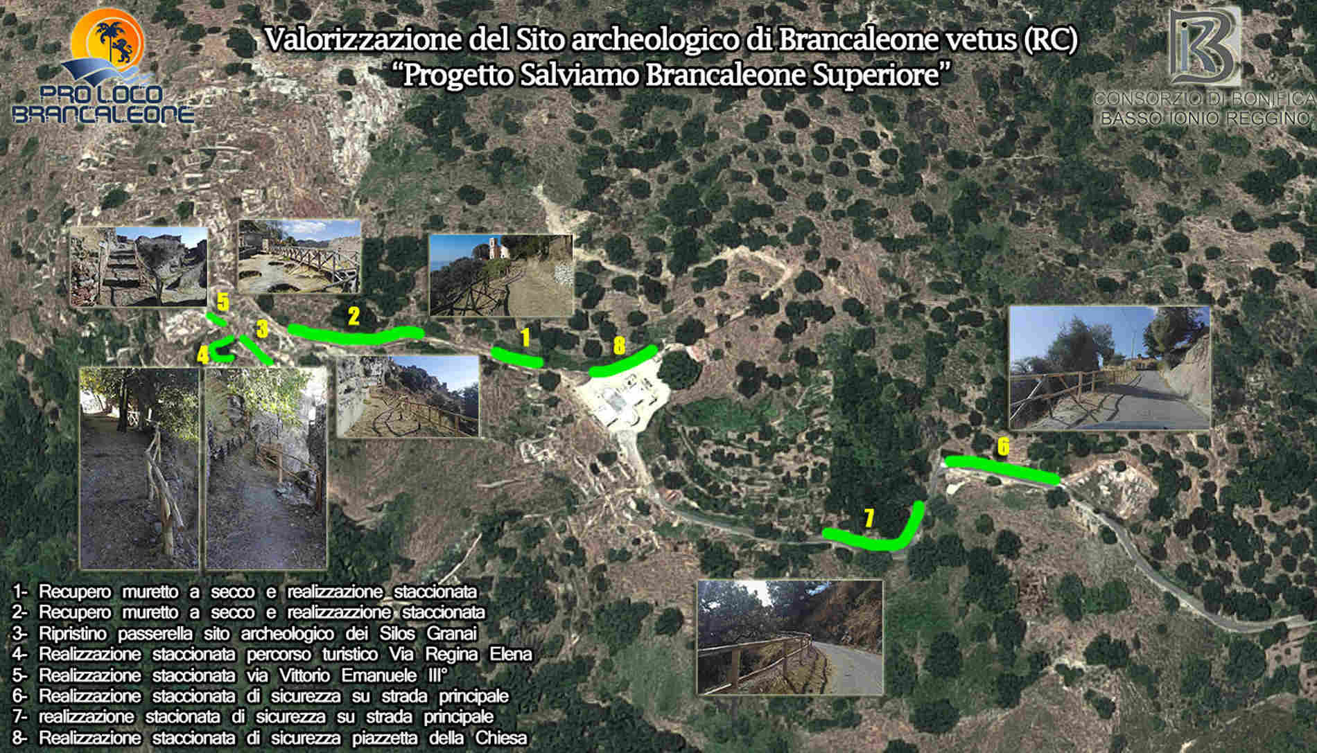 Calabria-destinazione-oltre-i-luoghi-comuni-intervista-a-Carmyne-Verduci-Brancaleone, mappa degli interventi
