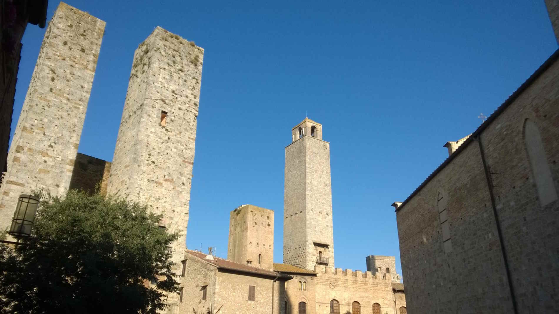 Un weekend a San Gimignano