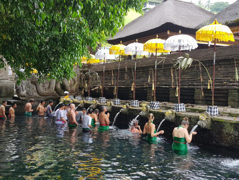 viaggio a Bali Tirta Empul
