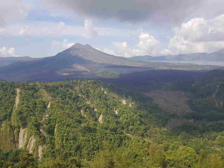Viaggio a Bali lago e Monte Batur