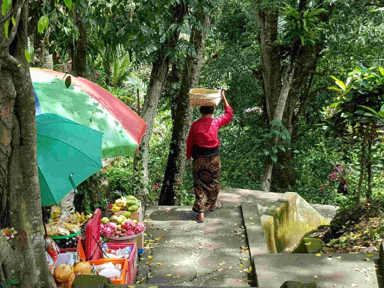 Viaggio a Bali Vita quotidiana