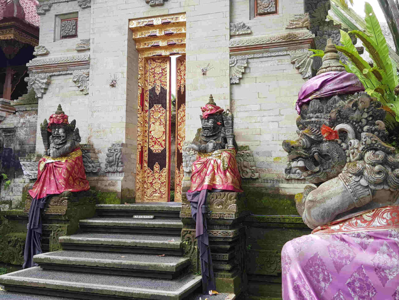 Viaggio a Bali templi a Ubud