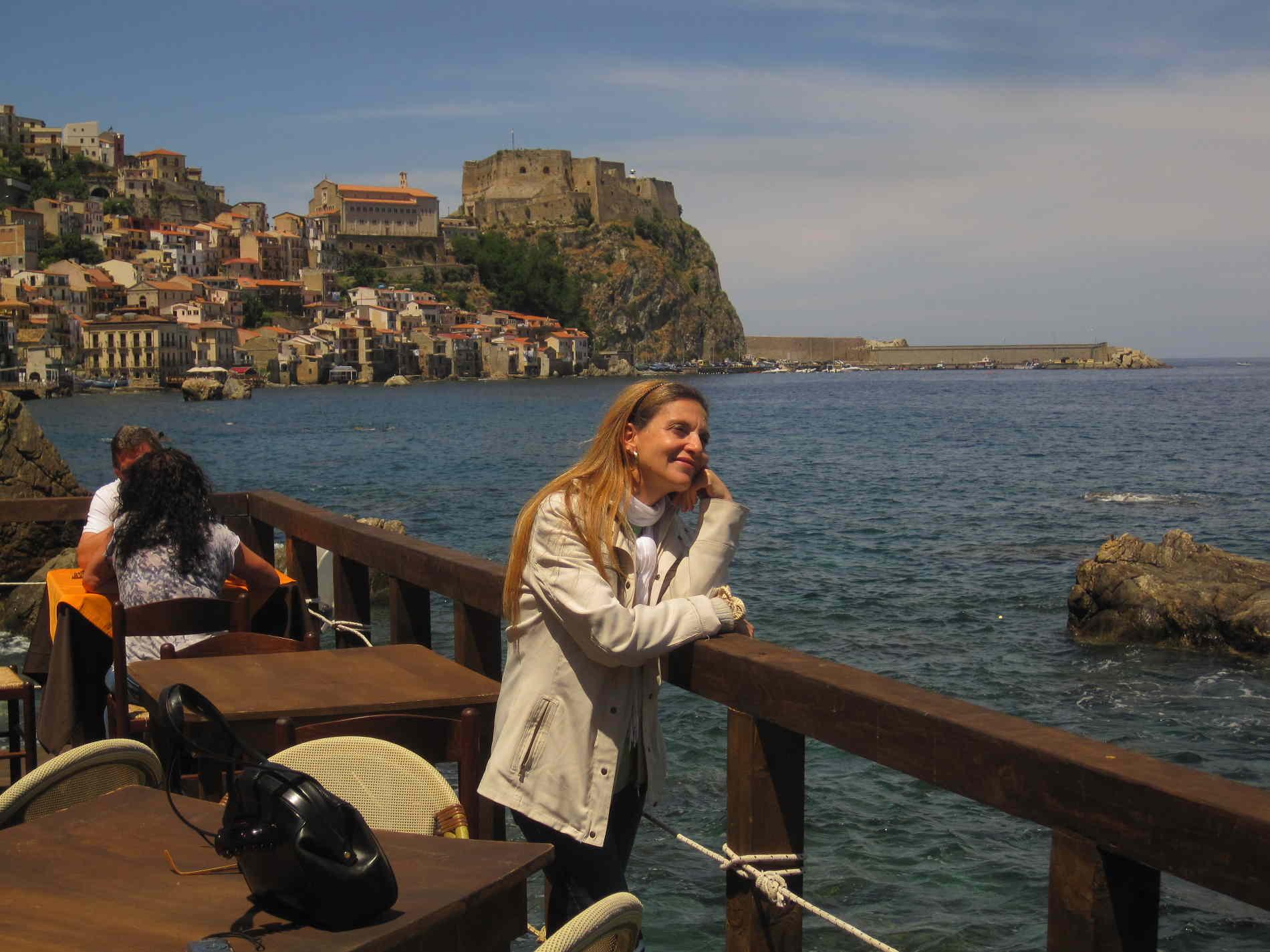 Scilla: profumi di Calabria Acqua degli dei Mediterranean essence