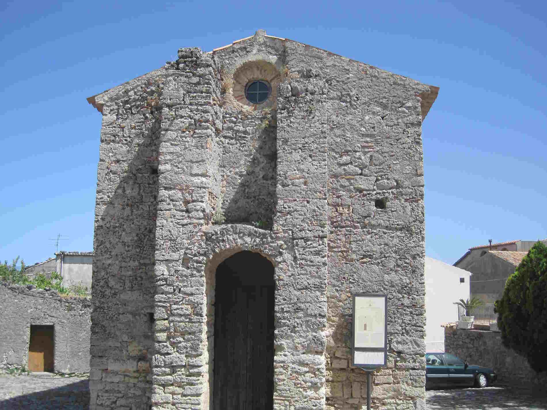 Chiesa Basiliana di San Giovannello a Gerace.