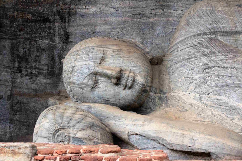 Polonnaruwa Viaggio in Sri Lanka