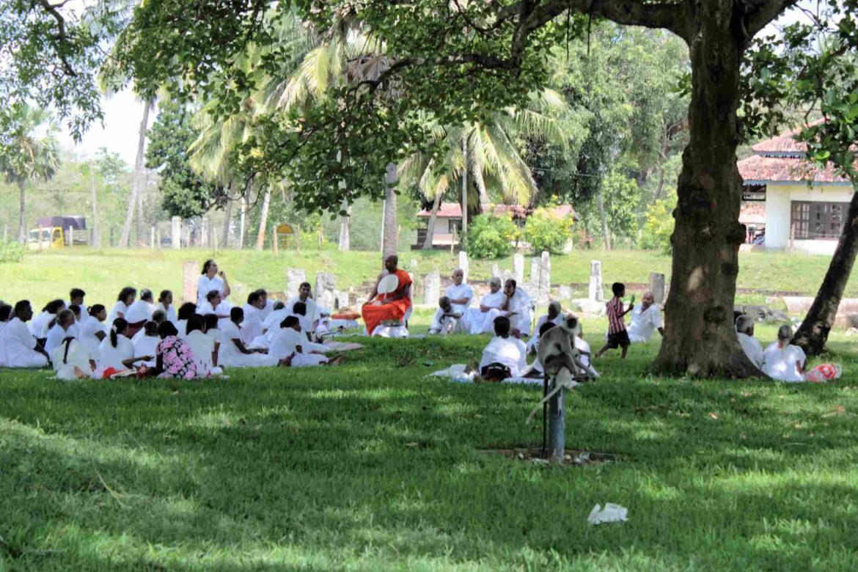 Viaggio in Sri Lanka Giorno di Poya
