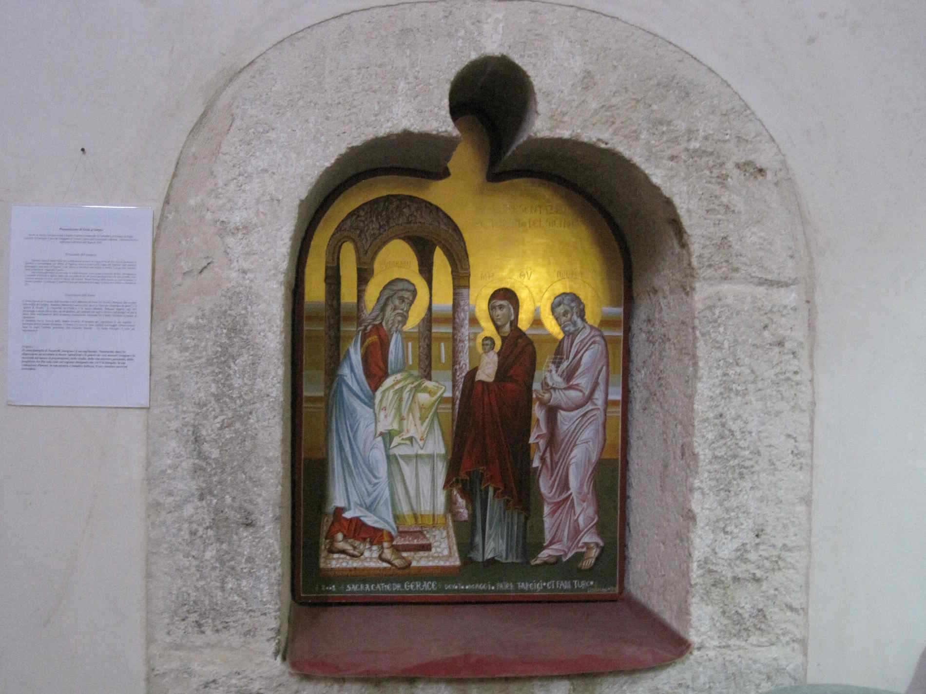 Preziosi particolari nella Cattedrale di Gerace