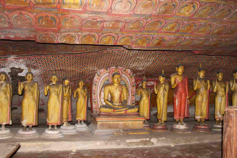 Viaggio in Sri Lanka Grotte di Dambulla
