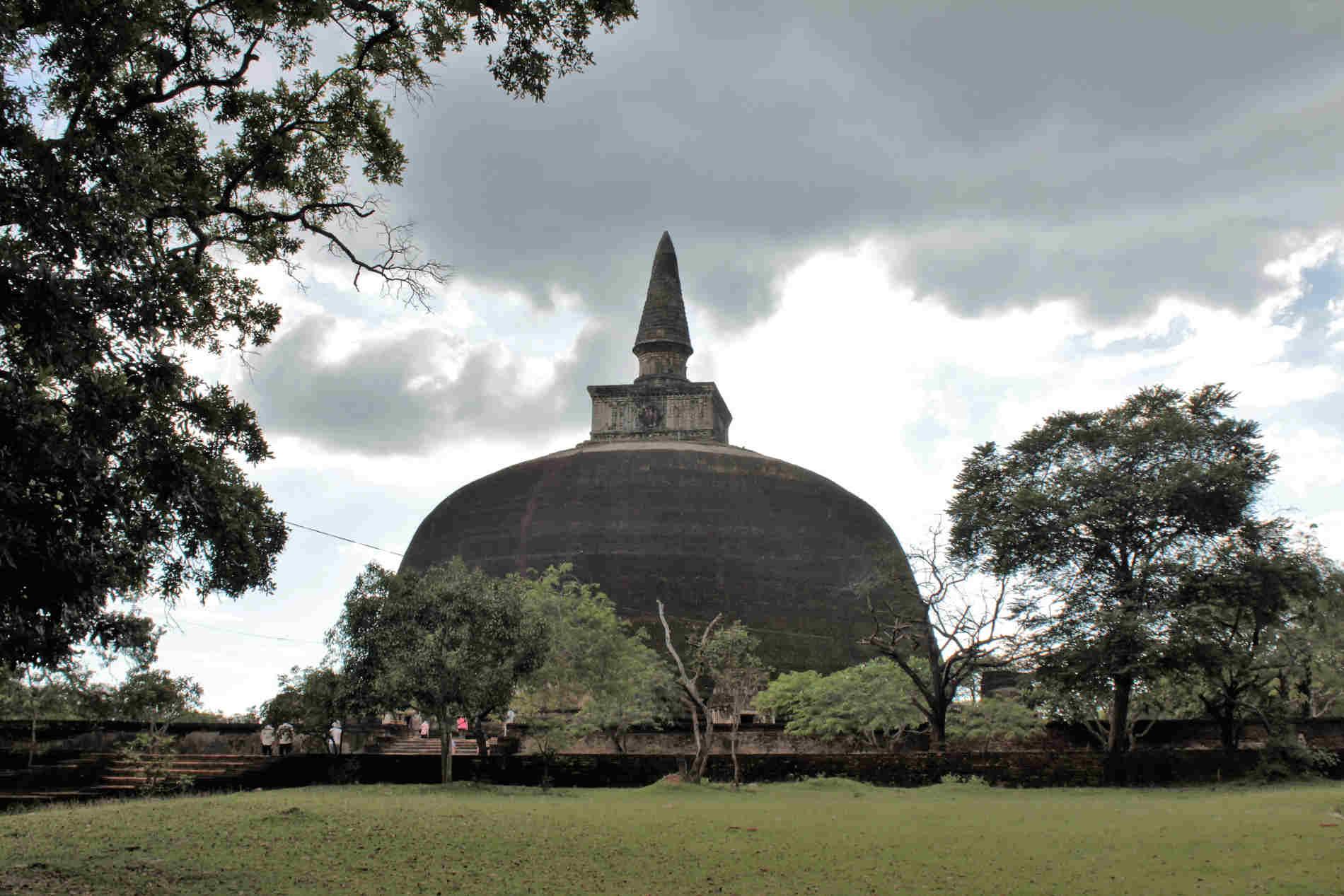 viaggio in Sri Lanka Anuradhapura