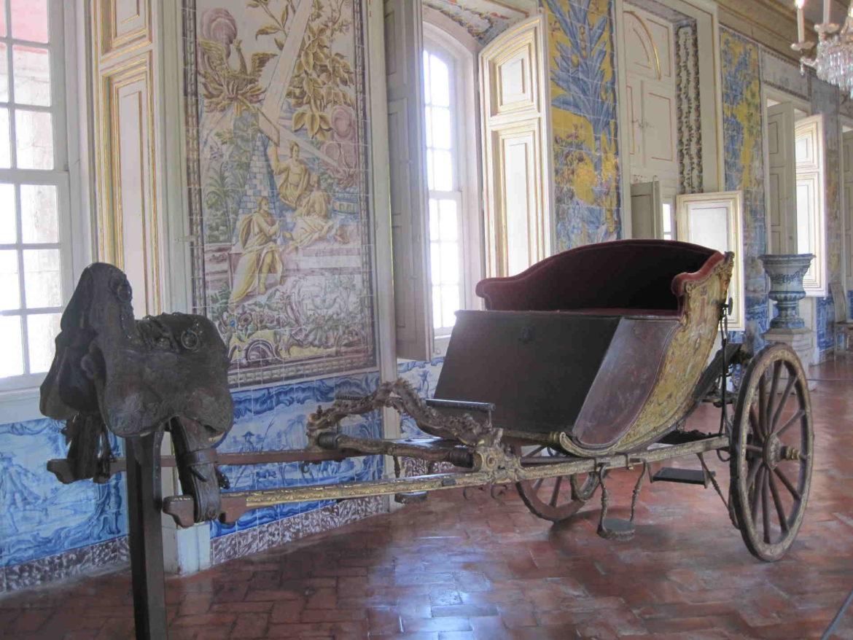 Scoprire il Palazzo Nazionale di Queluz,  la piccola Versailles portoghese!