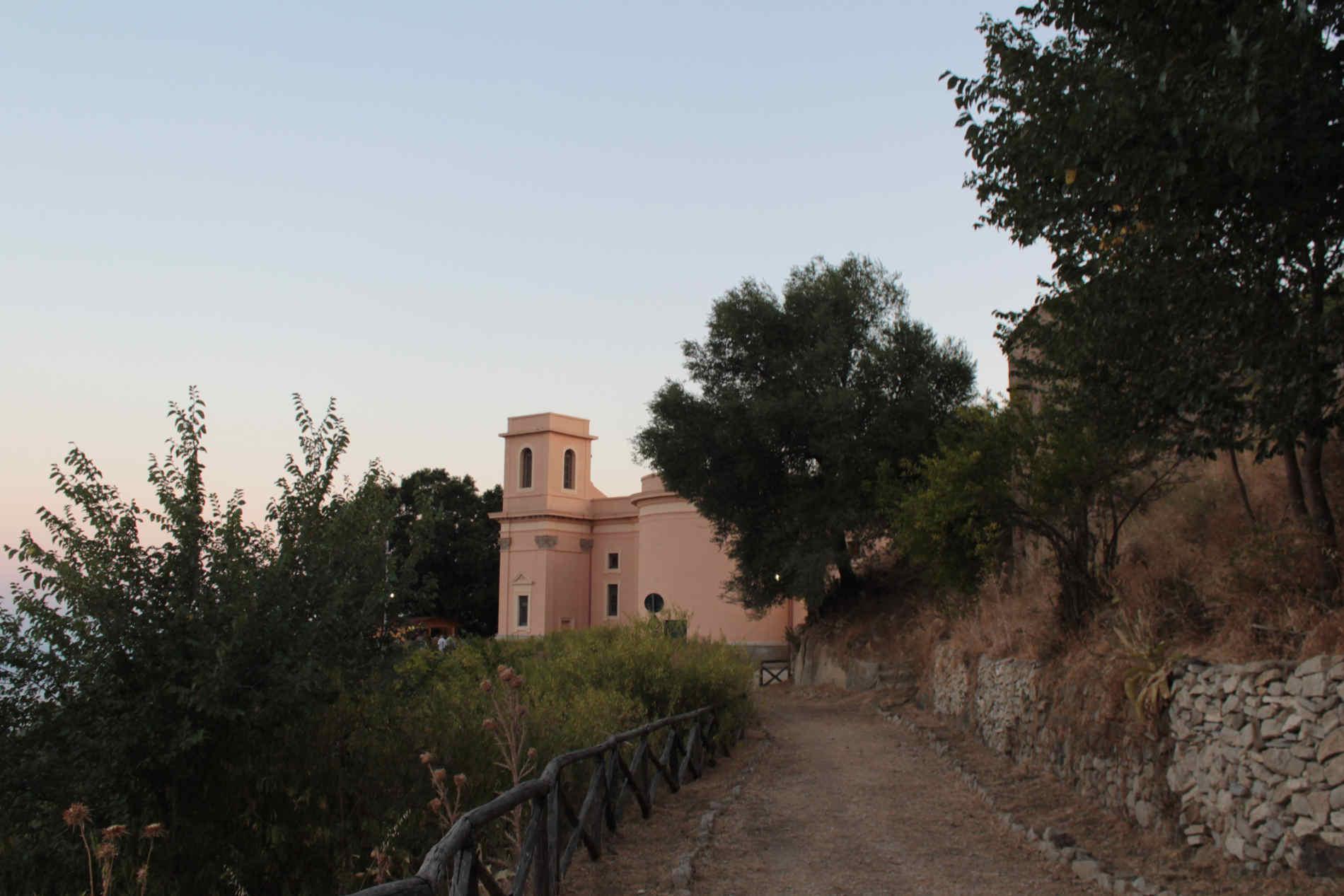 La Chiesa restaurata dell'Annunziata a Brancaleone Superiore