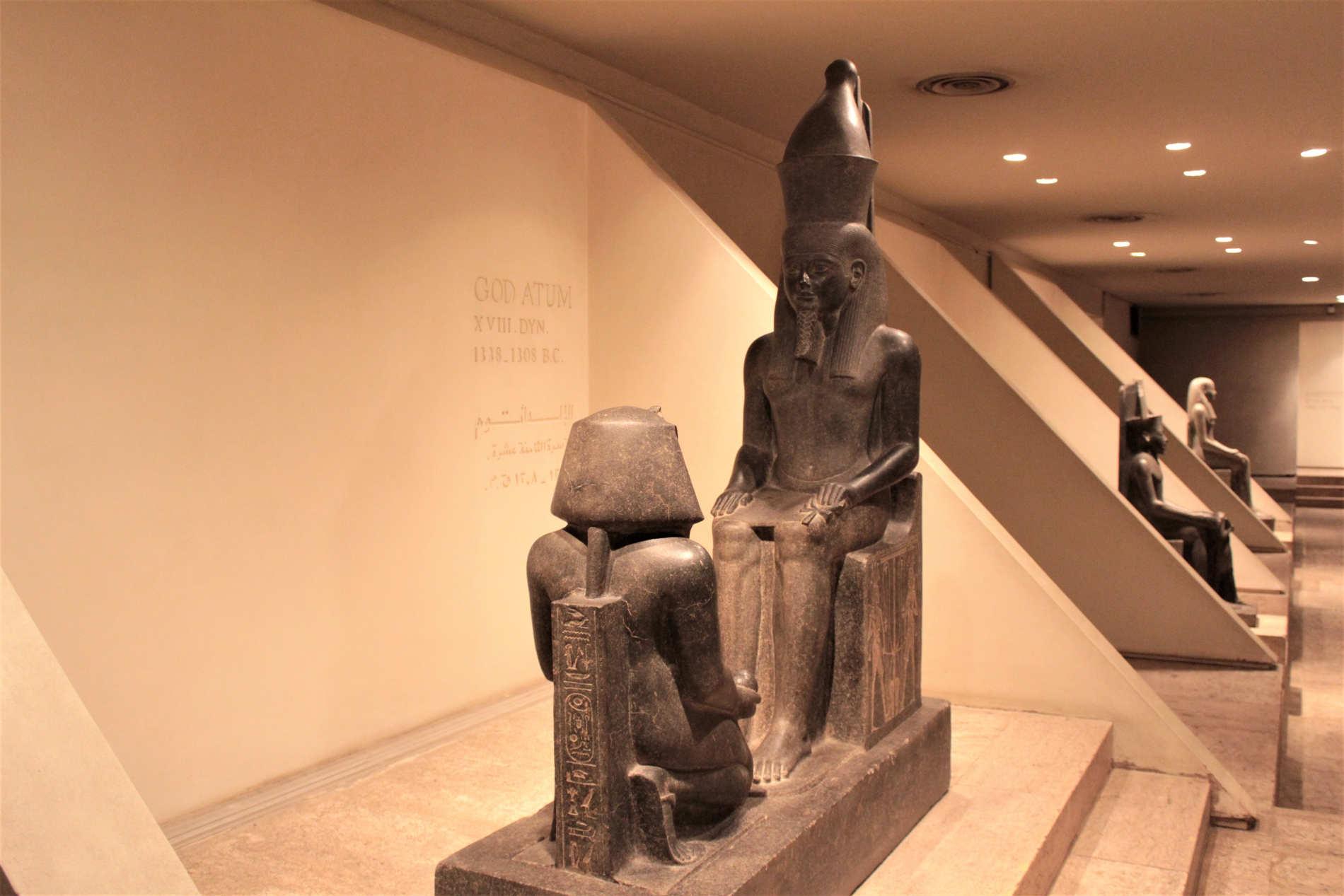 Museo di Luxor- Itinerario in Egitto