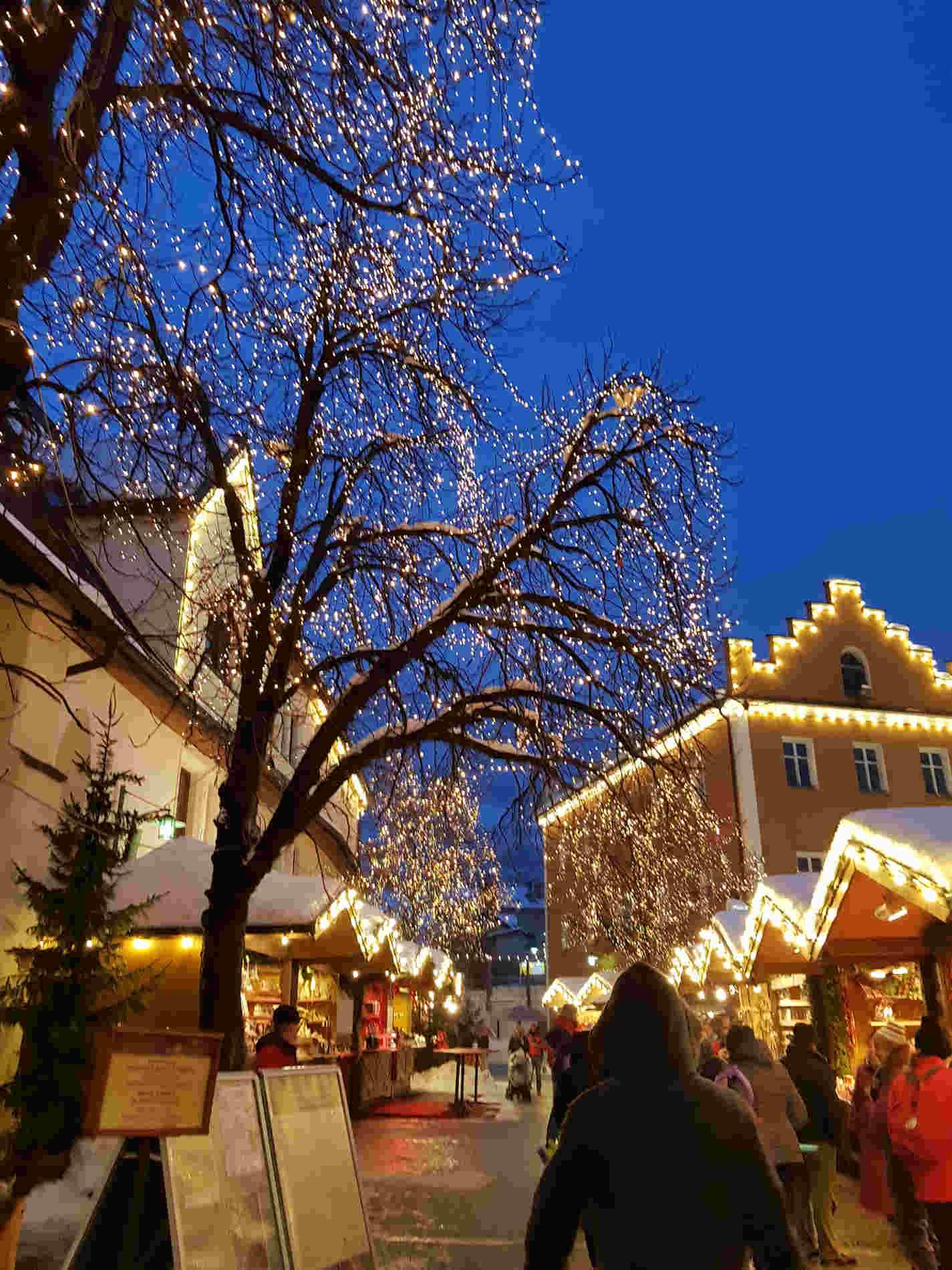 Vipiteno, mercatini di Natale in Alto Adige