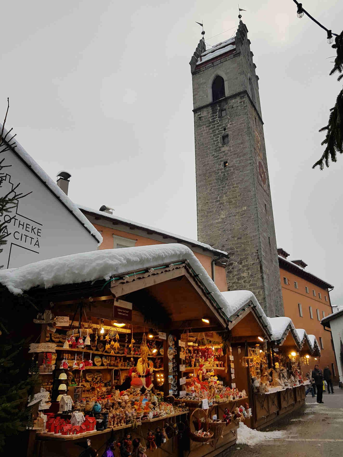 Vipiteno mercatini di Natale in Alto Adige