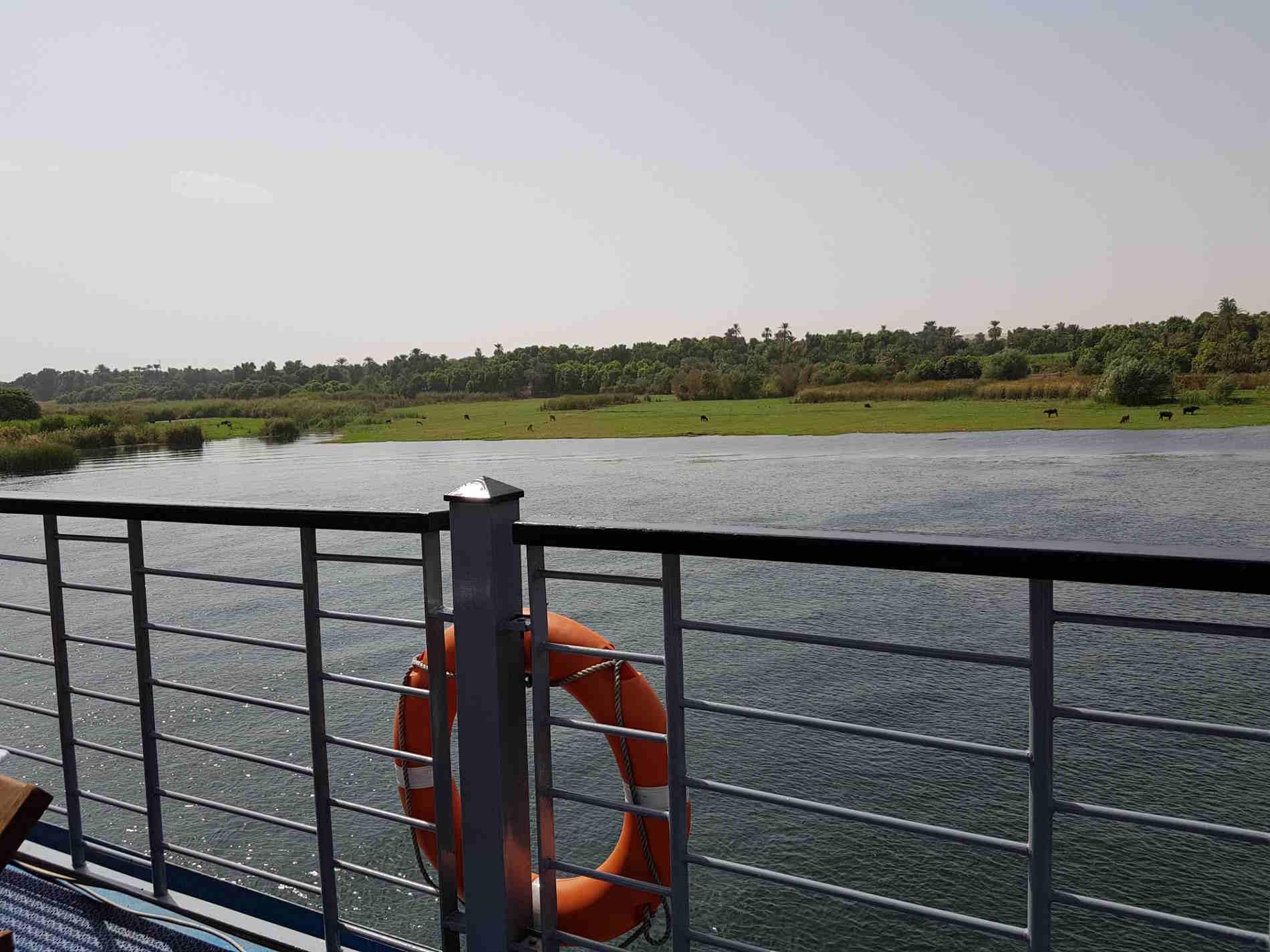Il Nilo ci aspetta ancora con i suoi panorami e le sue leggende, crociera sul Nilo