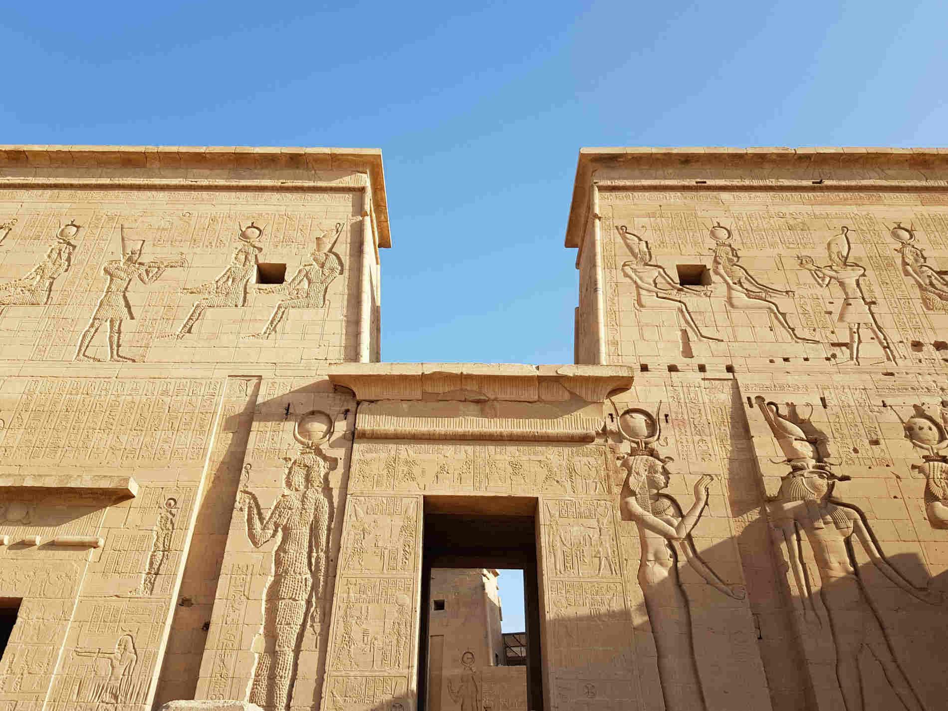 crociera sul Nilo, tempio Philae