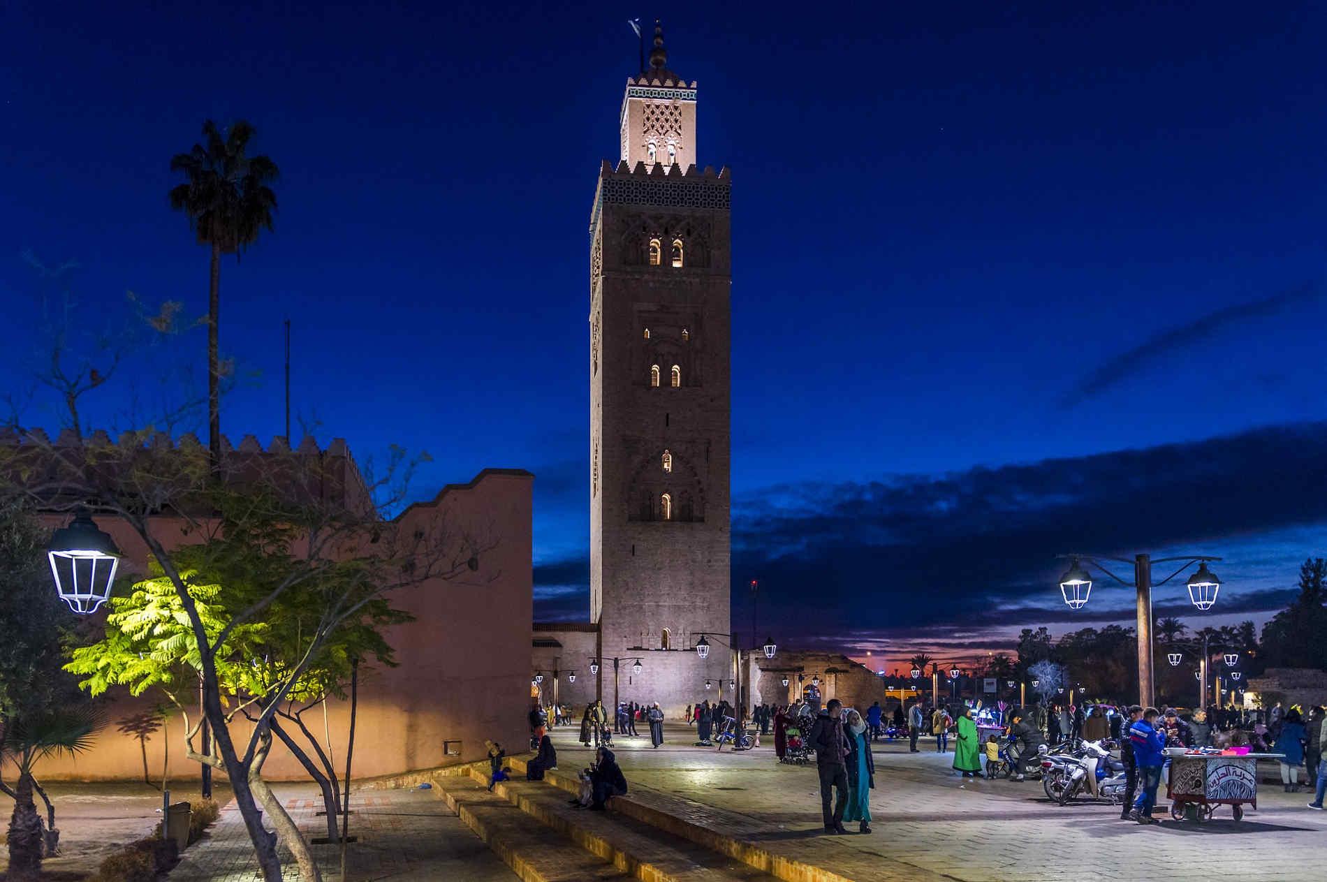 Colori a Marrakech viaggio in Marocco
