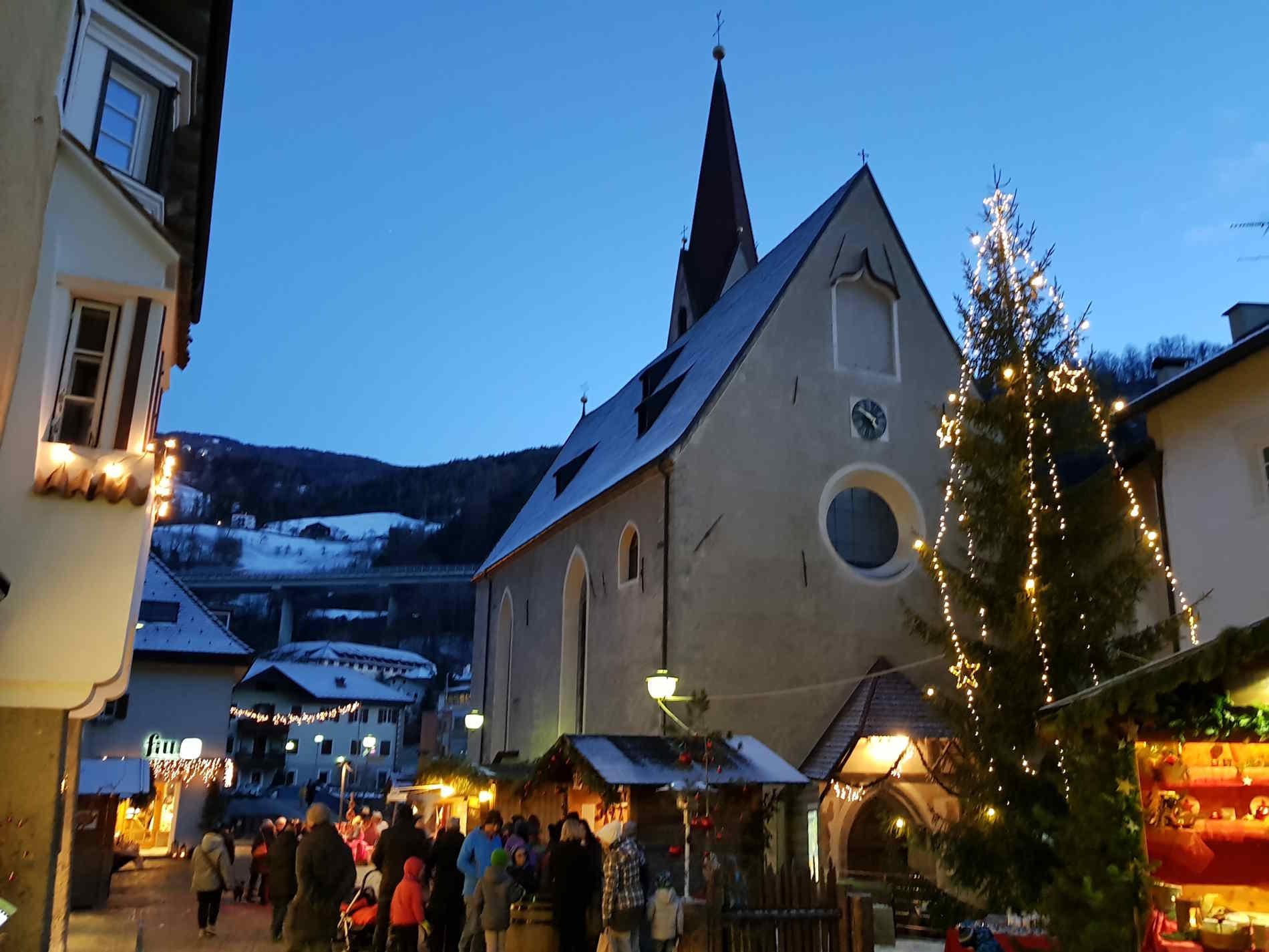 Mercatini di Natale in Alto Adige a Chiusa