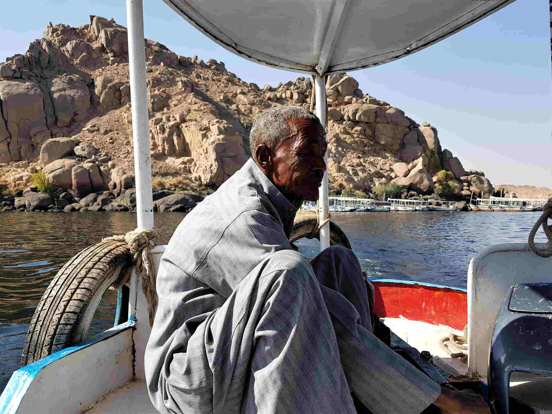 Sunshine Blogger Award 2018 ultimo viaggio2018 - Egitto Aswan