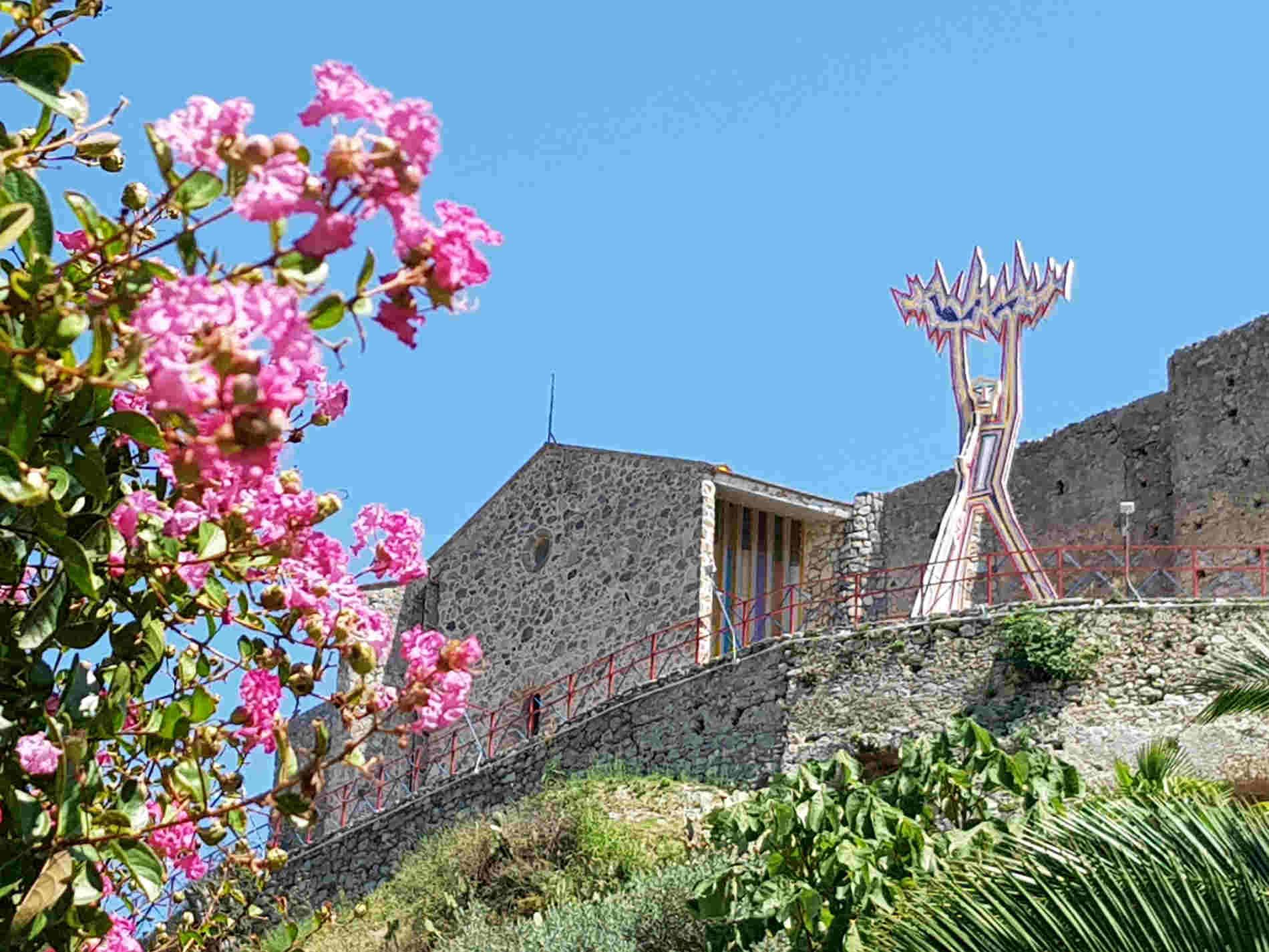 La chiesa di Santa Barbara MUSABA