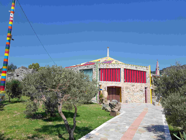 MUSABA: Arte e paesaggi al Parco Museo Santa Barbara a Mammola
