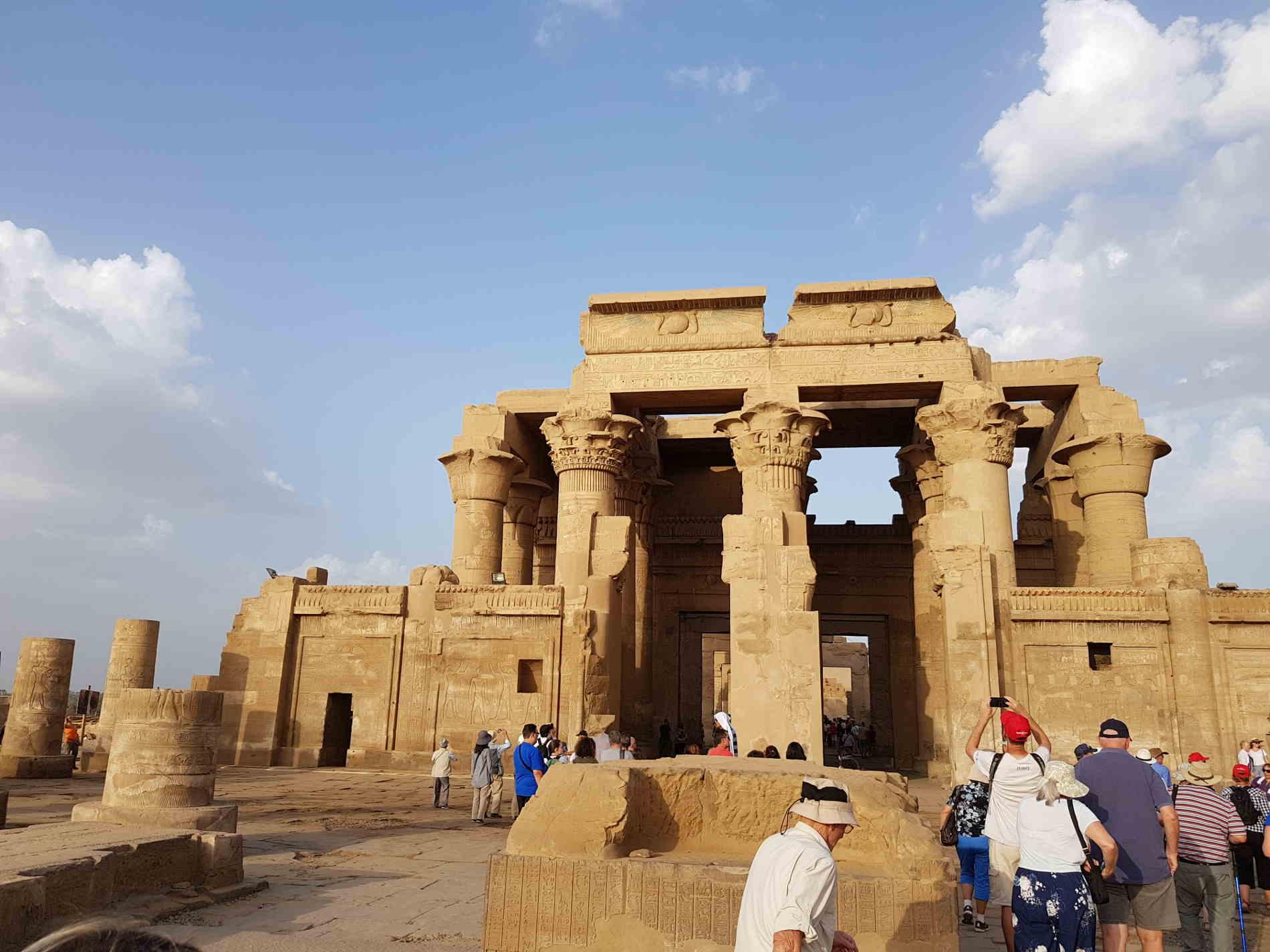 Tempio di Kom Ombo crociera sul fiume Nilo
