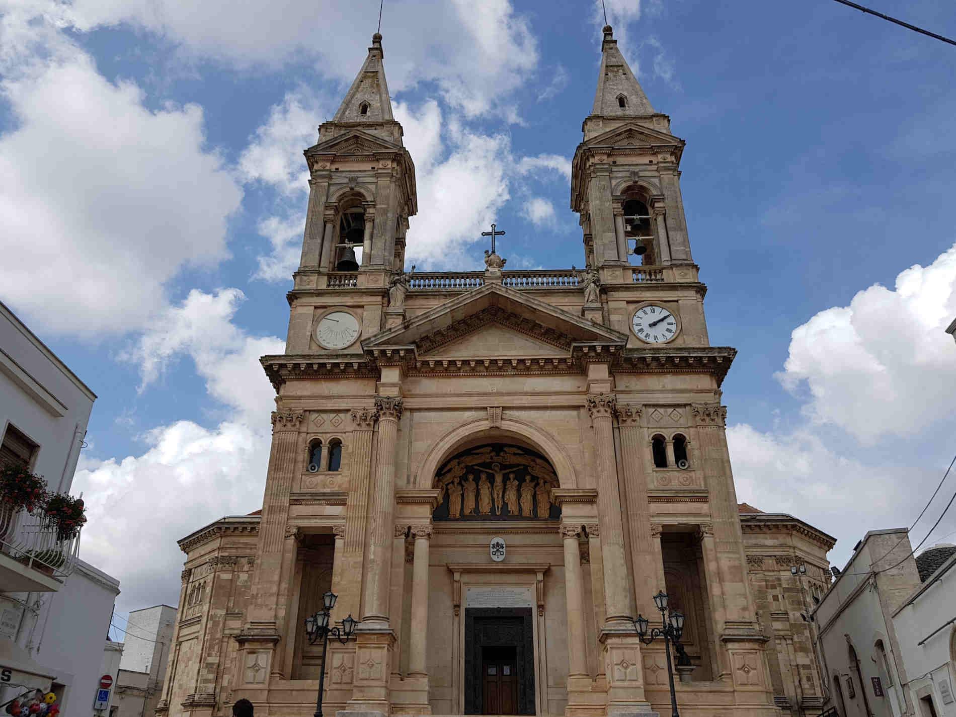 Chiesa Santi Medici Cosma e Damiano ad Alberobello