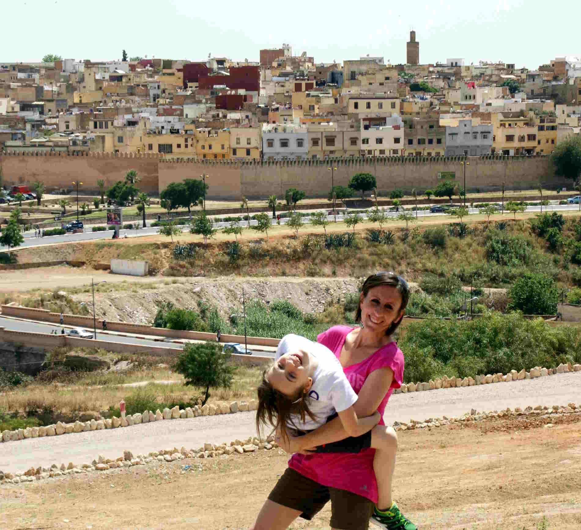 4 Chiacchiere con la Travel Blogger Chiara e figlia