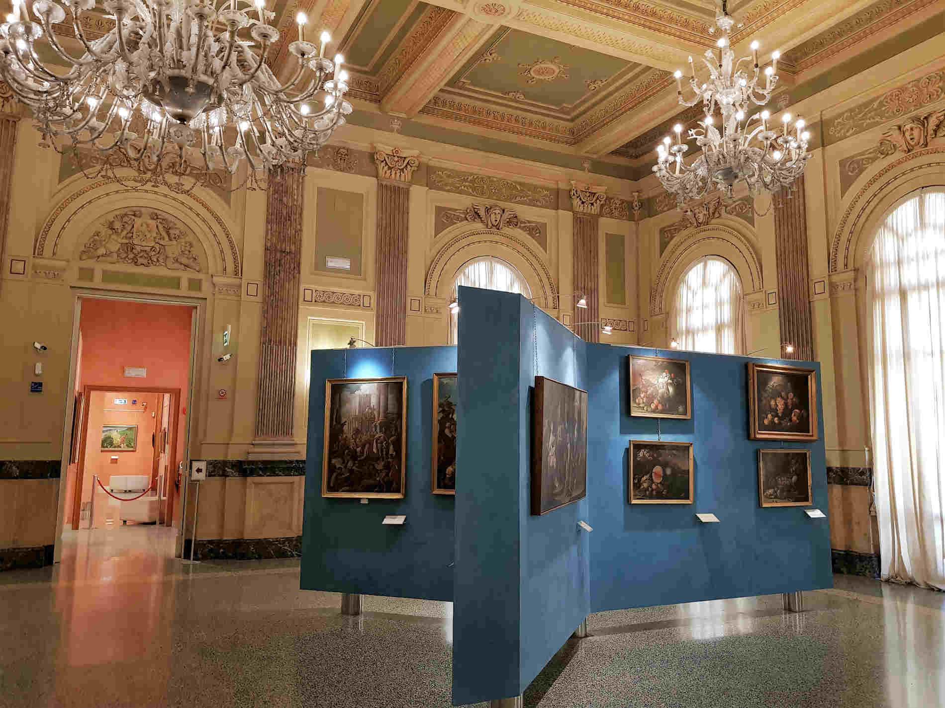 Pinacoteca Civica di Reggio Calabria gli spuntidiviaggio