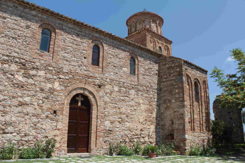 Cosa vedere nel Borgo di Stilo e dintorni Chiesa greco ortodossa di San Giovanni Therestis