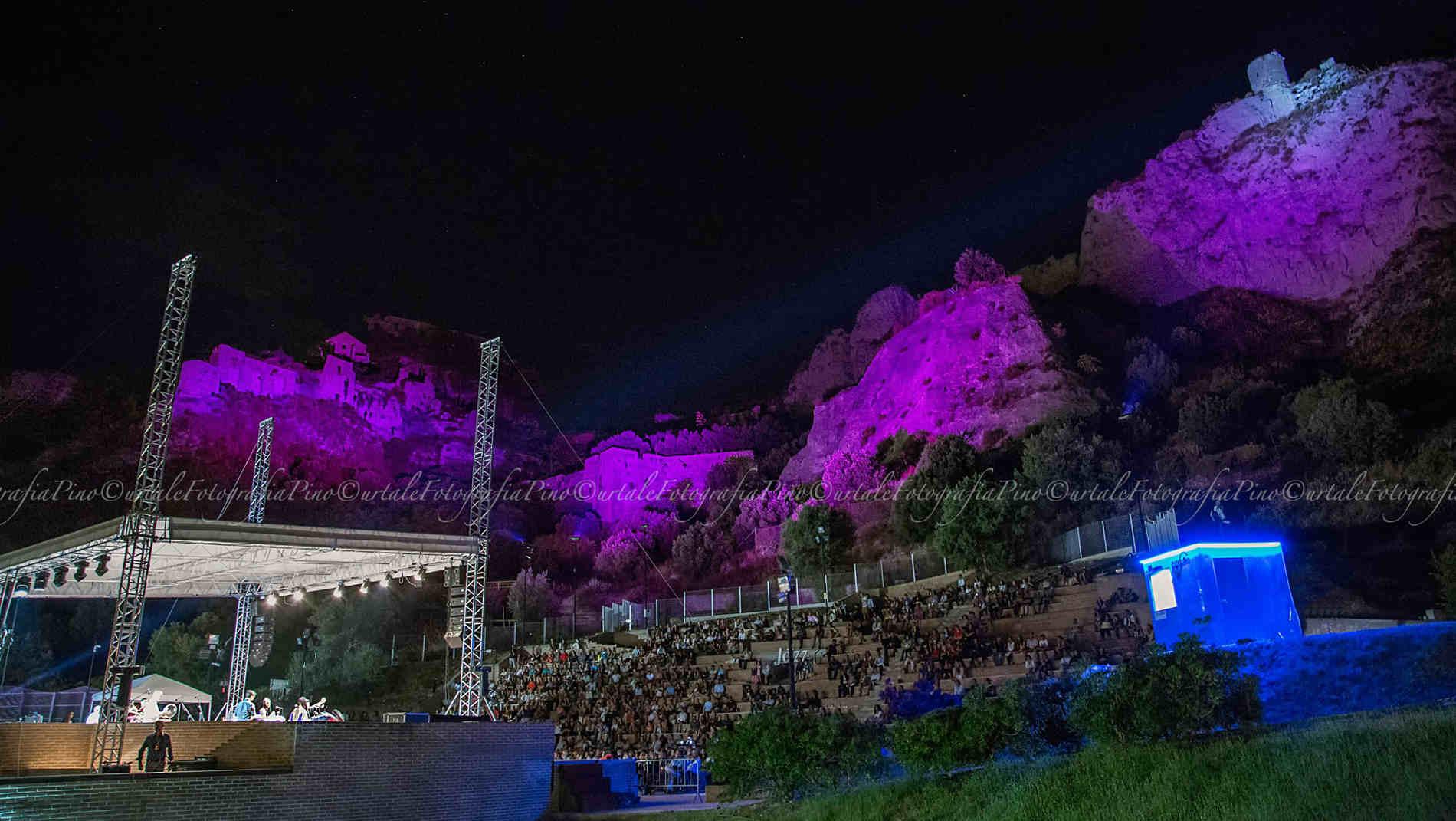 Teatro del Castello festival jazz a roccella Jonica cosa fare a Roccella Jonica