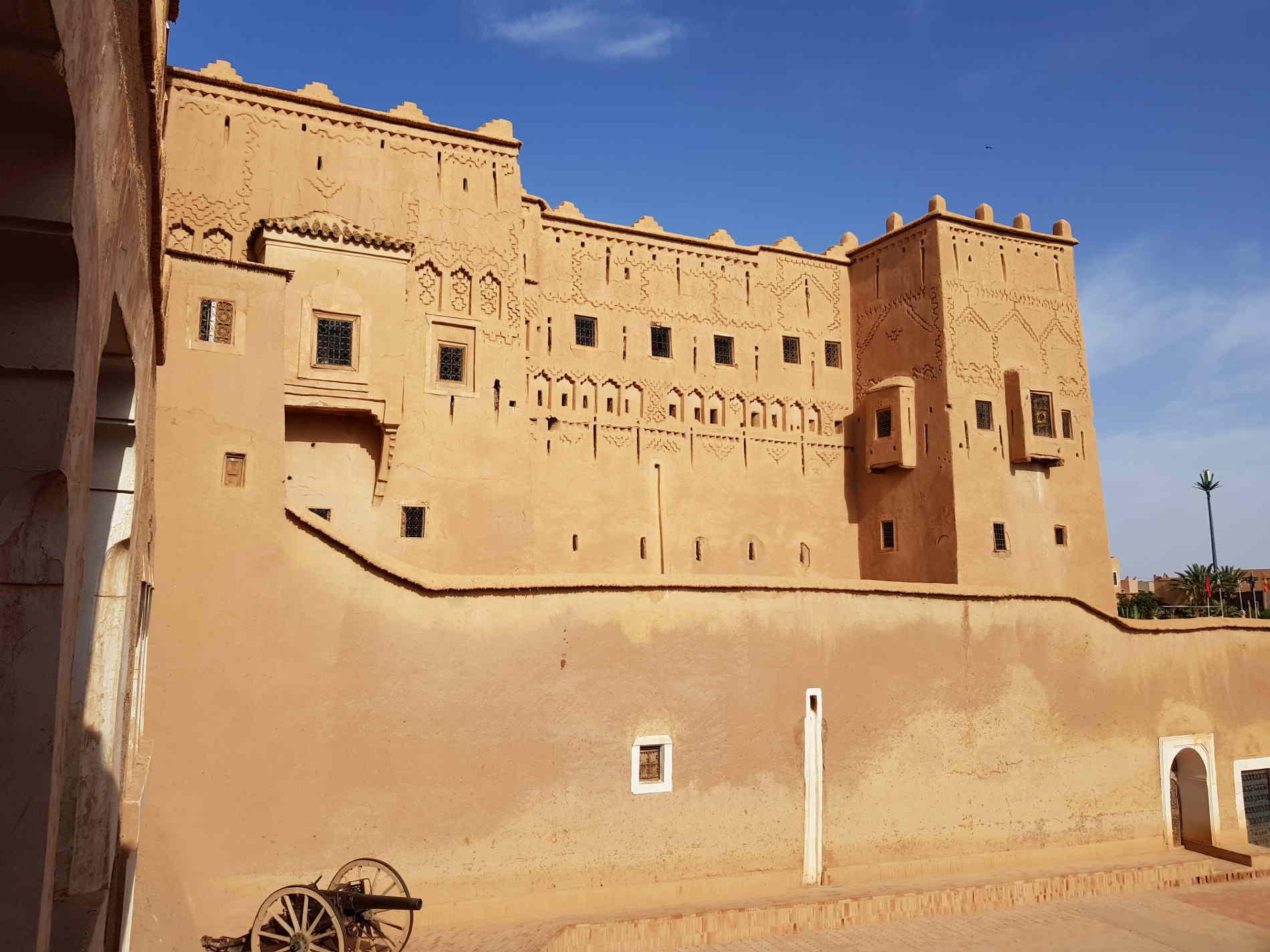 Cosa vedere a Ouarzazate e dintorni la Kasbah di Taourirt