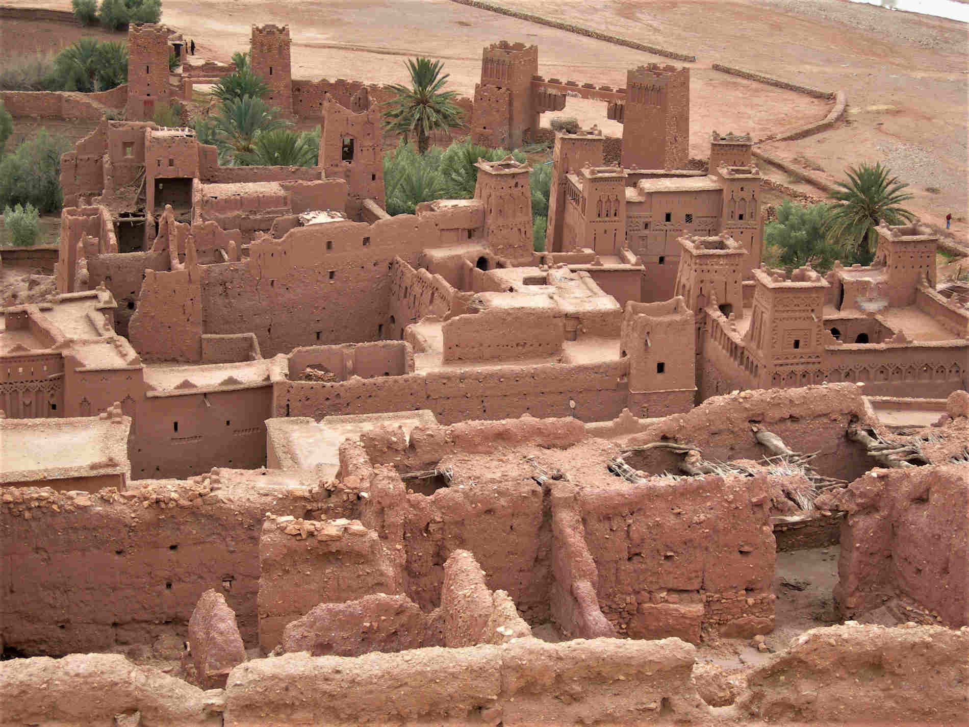 Ouarzazate Ksar di Ait Ben Haddou