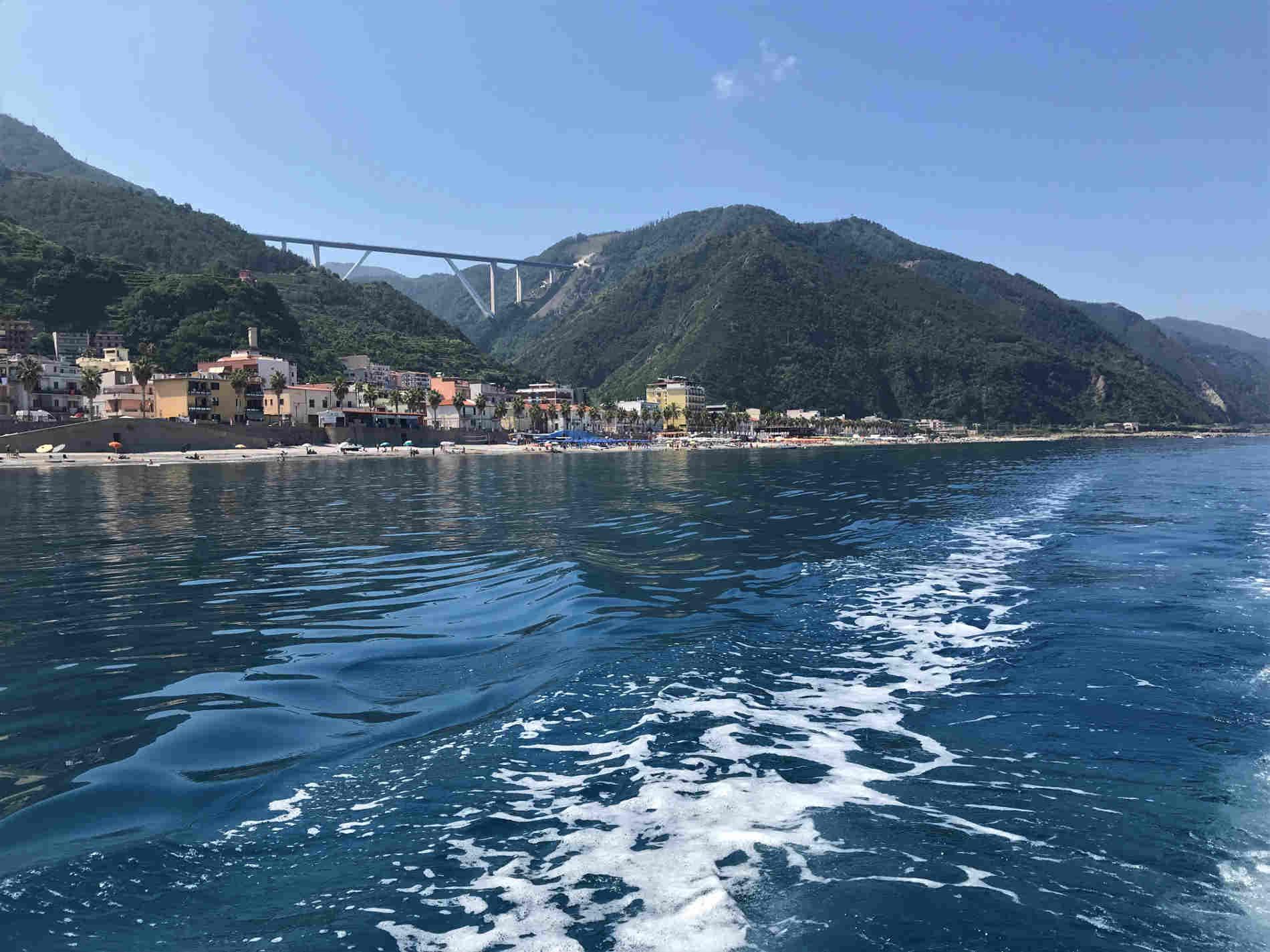 Bagnara Calabra è fra le 10 spiagge più belle a Reggio Calabria