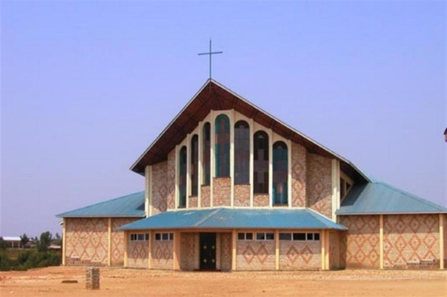 Rwanda: Santuario di Nostra Signora dei Dolori a Kibeho - fonte web